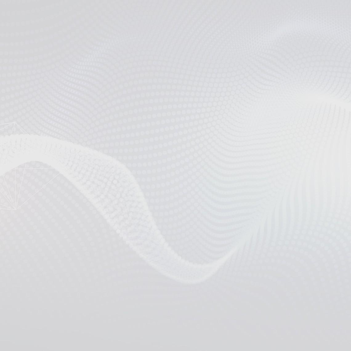 Light grey dotted background - Nano milage