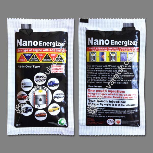 Nano Energizer Large Engine front and back