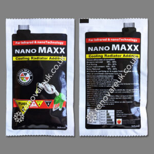 Nano Maxx Cooling Radiator Additive front and back